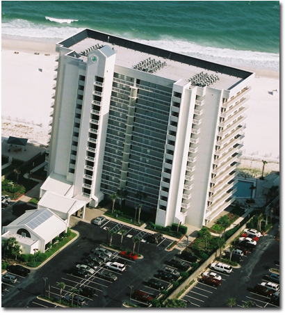 Pelican Pointe condo in Orange Beach AL